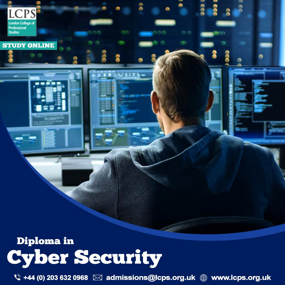 Cyber Security Diploma Studies