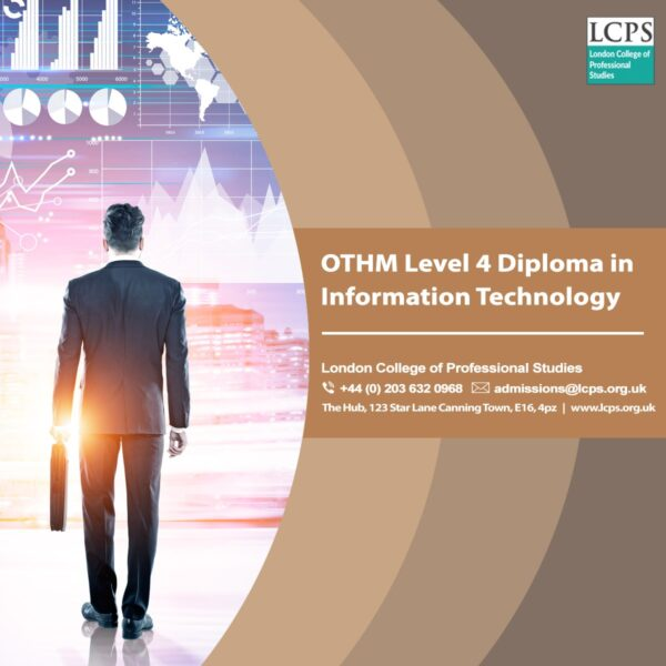 OTHM Level 4 Diploma in Information Technology