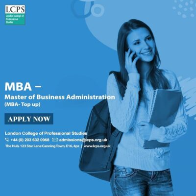 MBA Top Up