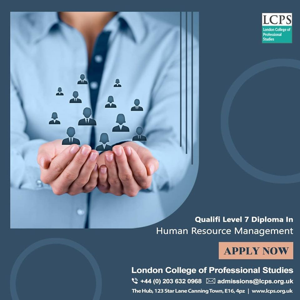 Qualifi Level 7 Diploma In Human Resource Management
