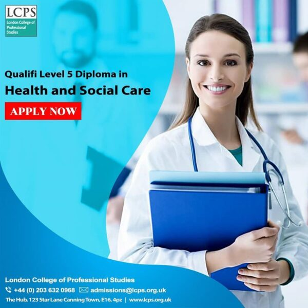 Qualifi Level 5 Diploma in Health and Social Care