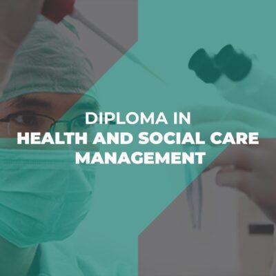 Health & Social Care Management O7