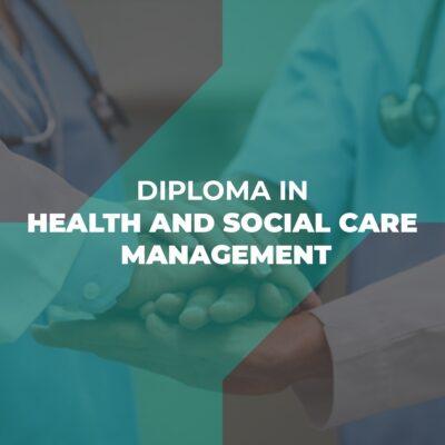 Health & Social Care Management Q4